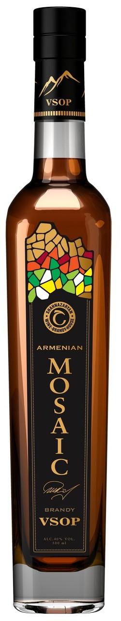 Armenian Mosaic-1