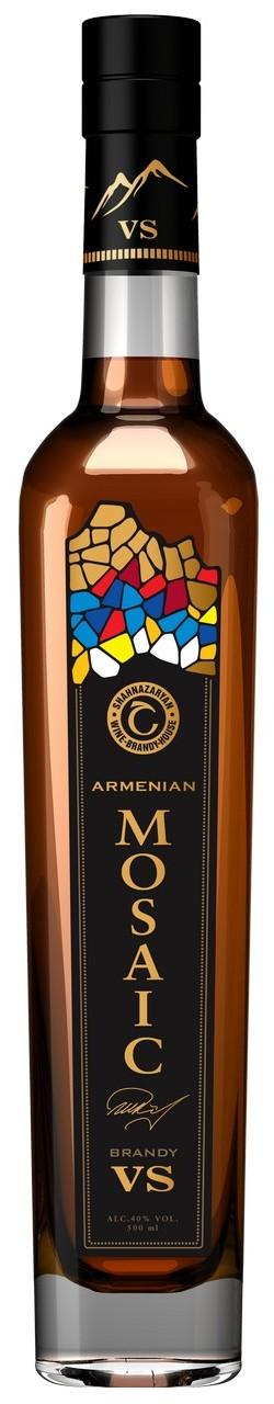 Armenian Mosaic-2