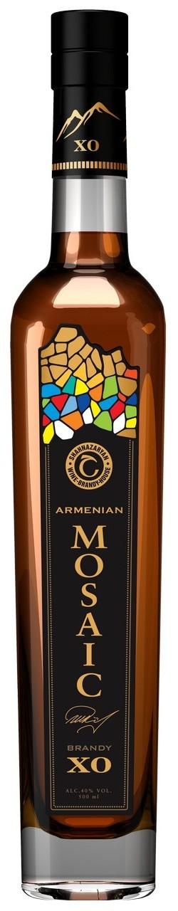 Armenian Mosaic-3