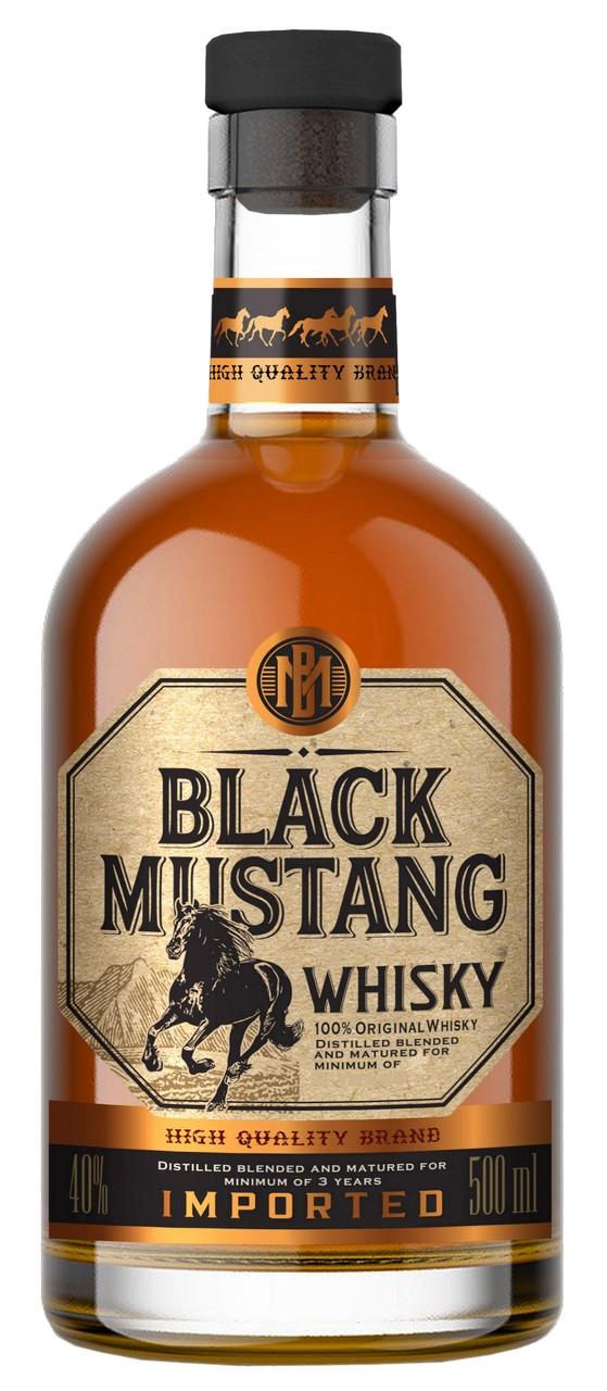 Mustang-b